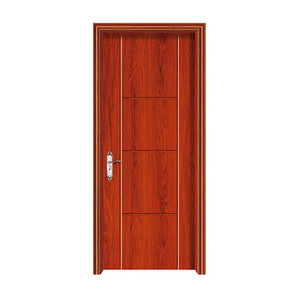 Latest design plywood door price modern mdf doors sound proof hotel door