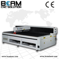 Bcamcnc economical GSI 200W/ 280W hot sale metal laser cutting machine for carbon steel and stainless steel
