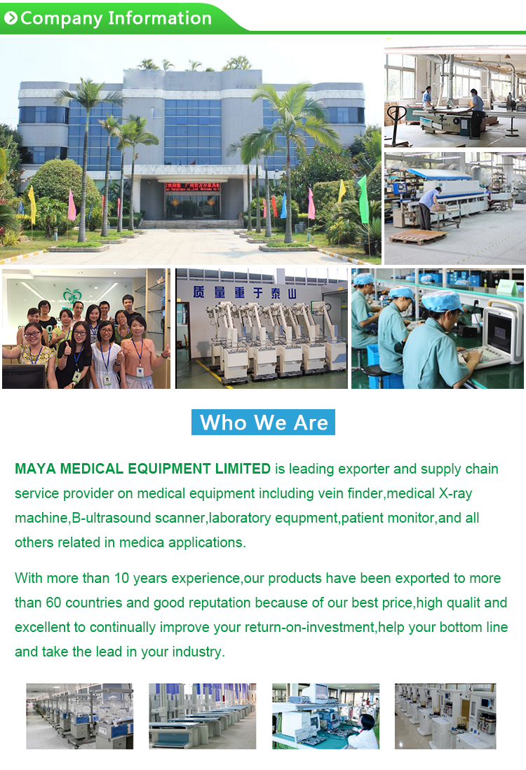 Guangzhou MAYA selling MY-B001 Clinical Medical equipment Auto Hematology Analyzer/ blood analyzer with low price