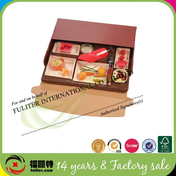 Alibaba China Wholesale Cardboard Custom Bento Box