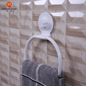 New design fashionable bathroom plastic towel racks