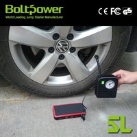 Boltpower T7 power tool rechargeable jump start quick start car battery start jumper