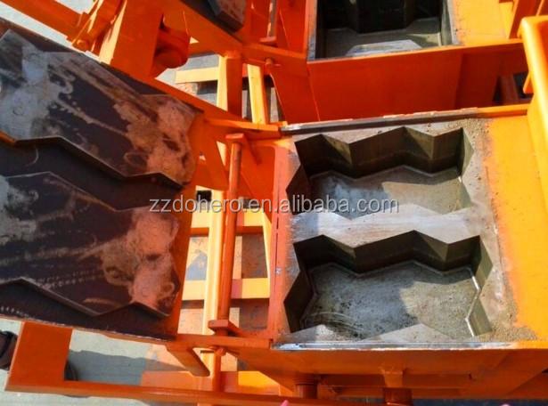 Qmr1 40 Manuel Block Moulding Machine Prices In Nigeria