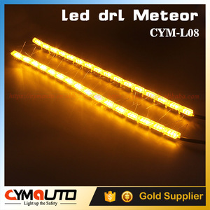 CYMAUTO flexible led crystal light tear strip meteor led daytime running light