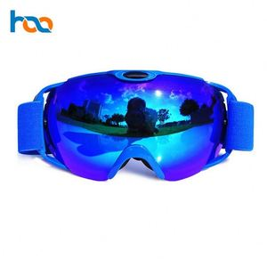 Good Price Blue Lens Best Selling Snow Googles
