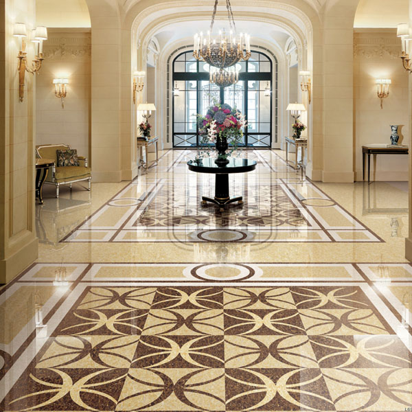 Porcelain Polished Ceramic Floor Tile
