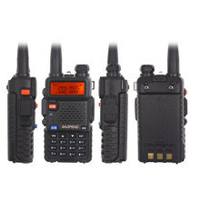 Nova <span class=keywords><strong>Baofeng</strong></span> Walkie Talkie UV-5R Tri-band 136-174 mhz 220-260 mhz 400-520 mhz presunto interfone BF-R3 Dual display Atualizado UV 5R
