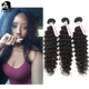 Angelbella High Quality 7A Grade Deep Wave Human Virgin Brazilian Wholesale Hair Weave Distributors