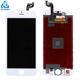 2017 screen replacement for iphone 6s plus with digitizer lcd screen display touch full set Black color