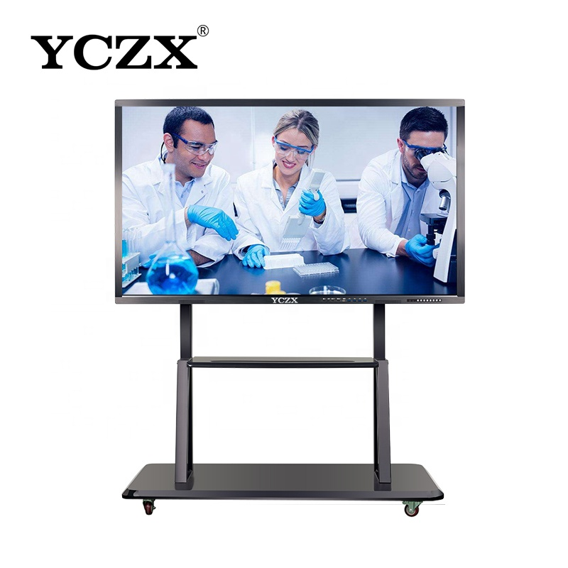 75 Inch multi touch smart board interactive platte panelen groothandel smart board