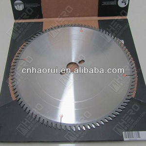 tungsten saw blade for plywood