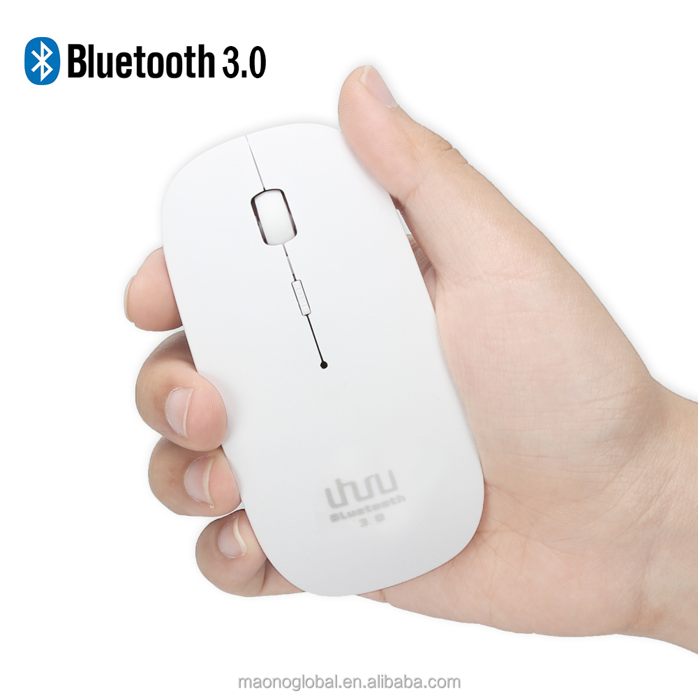 High quality rechargeable lithium-ion battery wireless bluetooth mouse