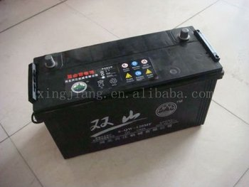 6-qa-120 Mf Car Battery
