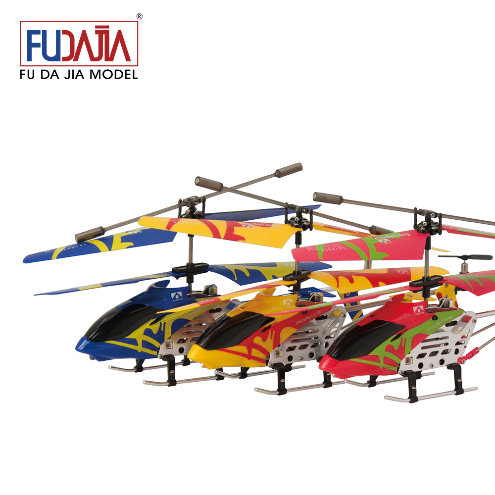 Transparent Box Packing 3.5 Channel Infrared Radio Control Mini Helicopter With Built-in Gyro