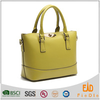PB817-A4127-2015 new women' s bag best design girl tote leather ladies handbags