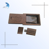 personalized bulk wooden USB flash drive new style usb with box