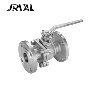 JRVAL China Manufacturer 4 inch Ball Valve Price in March Expo
