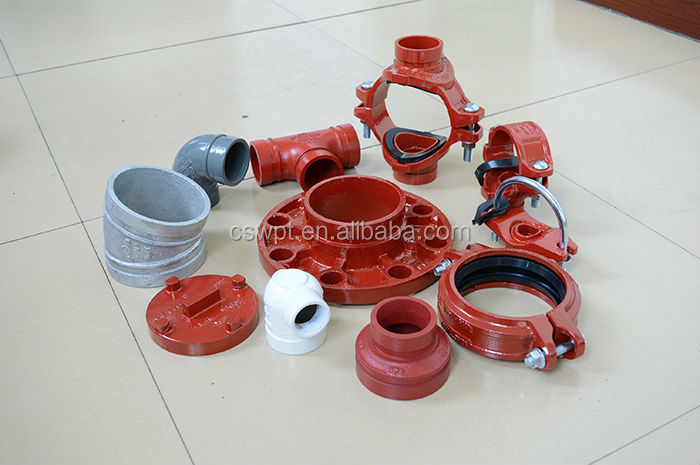 Malleable Iron Pipe Clamp Fittings