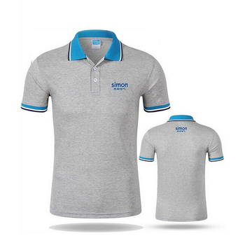 High quality polo t shirt custom logo cotton golf polo shirt with logo