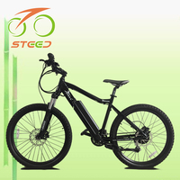 best design new motorized german electric bicycle from china