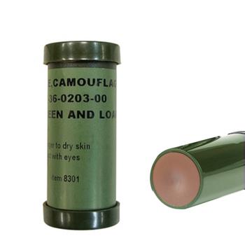 2 Renk Kamuflaj Yüz Boya Sopa Askeri Kullanım Güvenli Ve Toksik