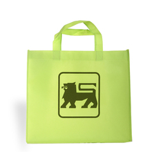 pp non woven environmentally friendly bag reusable tote shopping bag with eco-friendly and recyced pp