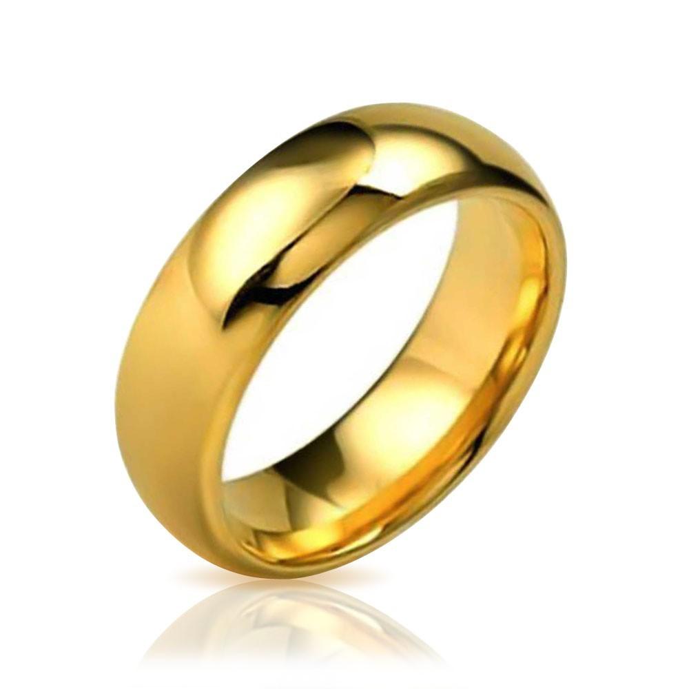 Custom Made Gold Ring Malaysia