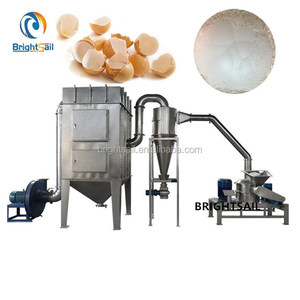 Manufacturer Automatic Egg Shell Powder Grinding Machine