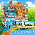 BP1511083 2015 New Hot Thomas Electric Train Track Risky Rail Bridge Drop Play Set Toy For