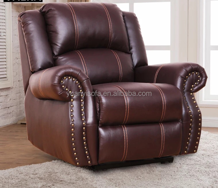 Groovy Luxury Leather Lazy Boy Electric Recliner With Rocking Chair Yrc8072 Buy Electric Leather Sofa Recliner Luxury Leather Recliner Lazy Boy Leather Caraccident5 Cool Chair Designs And Ideas Caraccident5Info