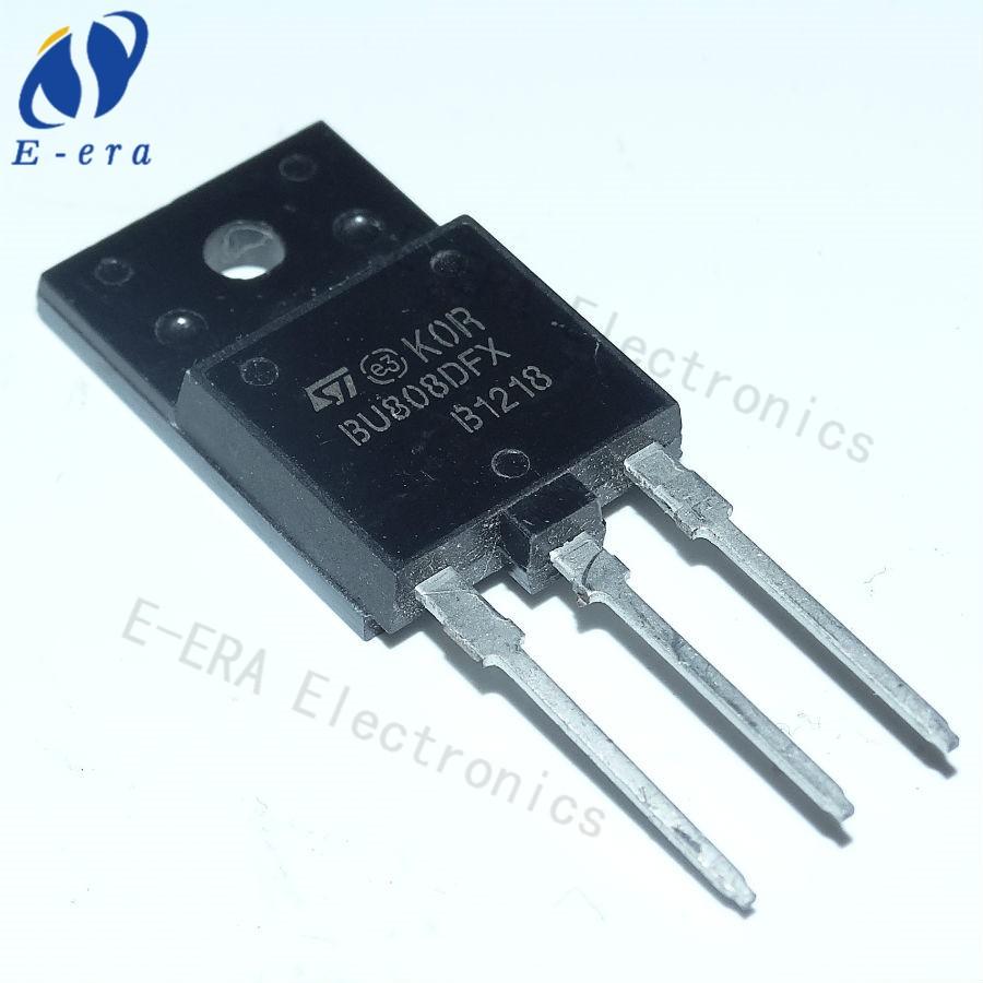 Circuito Integrado : Transistor de energía bu dfx bu to pf ic del circuito
