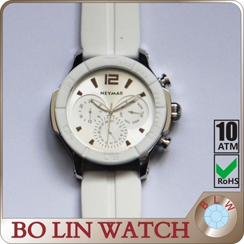 Japan Movt Quartz Watch Stainless Steel Back 3atm Water Resistant ...