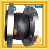 In stock carbon steel wear resistance flexible rubber joint for pipe fittings