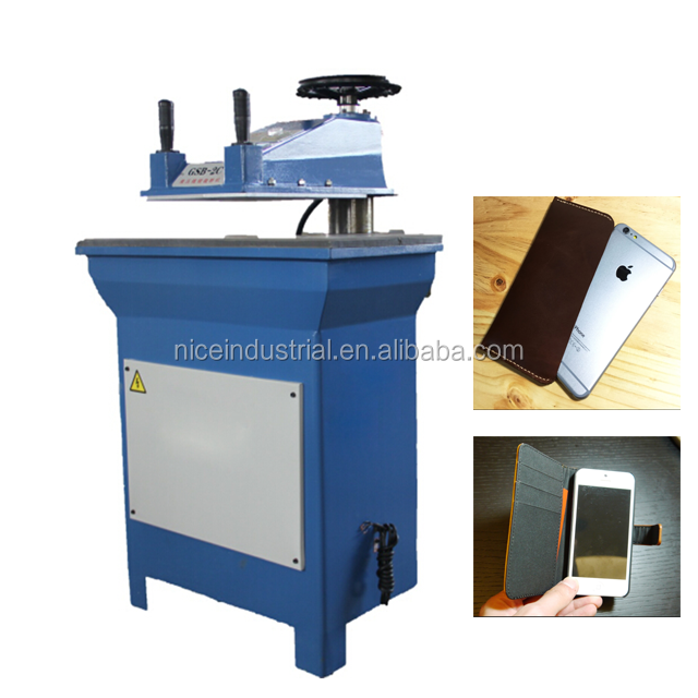 hydraulic Hand operated leather clicker press for sale