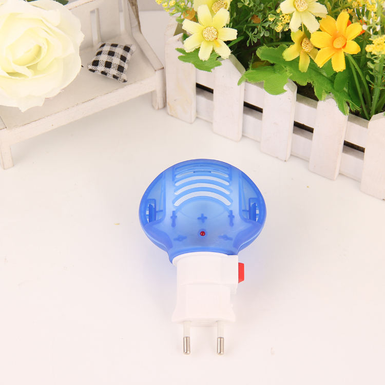 Bi-usage Electric Mosquito Repellent Liquid/Mat Vaporizer Machine