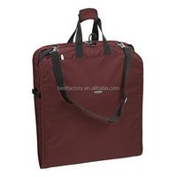 black nylon garment cover, trending products suit bag, vinyl drawstring garment bag