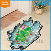 Outdoor Non - Slip 3d Floor Stickers Custom and Design Self Adhesive