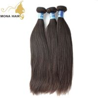 Good quality long lasting top grade 10inch to 30 inch brazilian straight hair