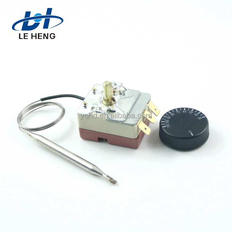 home appliance parts electric boiler water heater capillary thermostat
