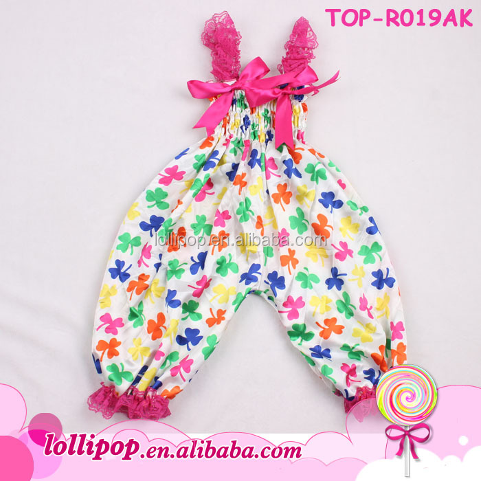 Hot sale printed baby funny bubble rompers for cosplay, baby rompers with bowknot for wholesale