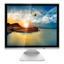 1280 * 1024 Square 17 inch led lcd monitor for computer