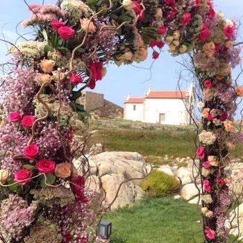 Hochzeit Buhne Blume Bogen Schone Blume Bogen Fur Buhnendekoration