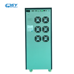 Best price 3 phase 30KVA 40KVA Online Shangyu UPS with High input power factor