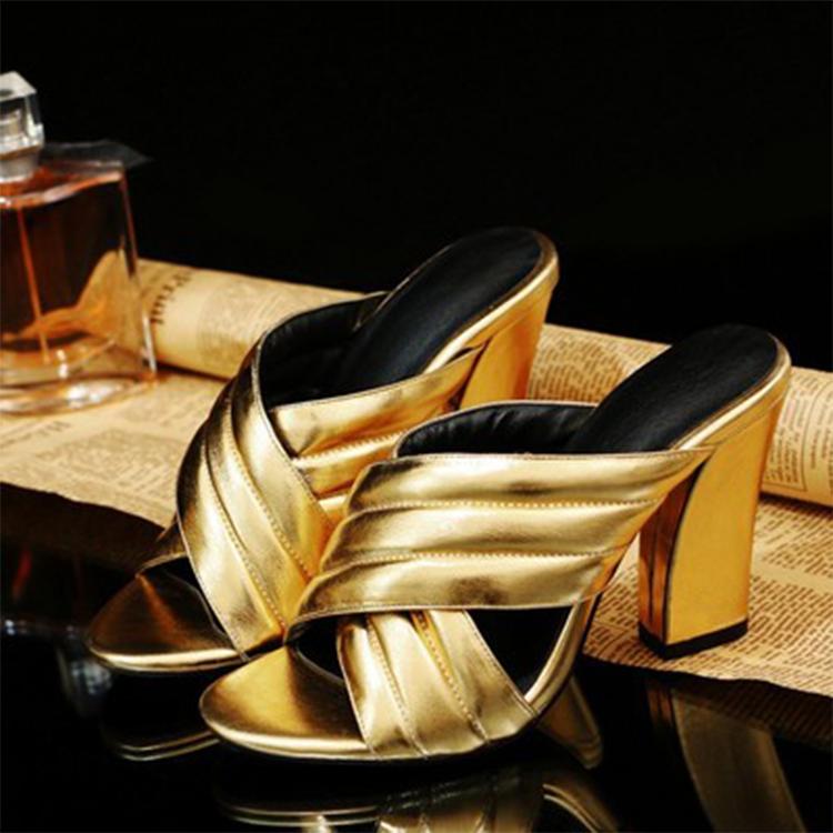 slippers chunky best the heel sale Italian CqSWOAw
