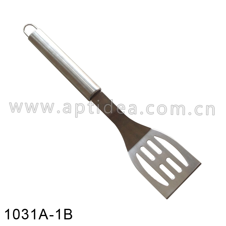bbq items grill scraper/bbq tools grill spatula hollow handle