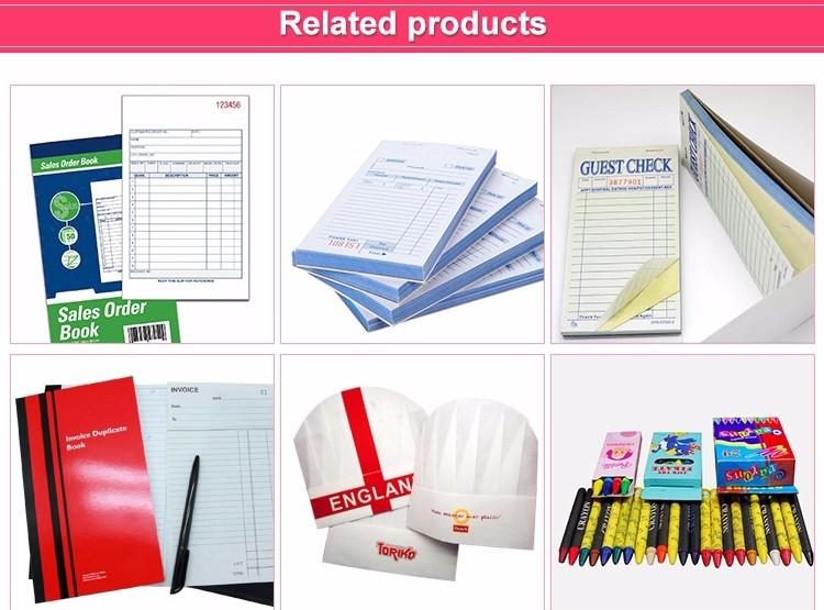 sale order book