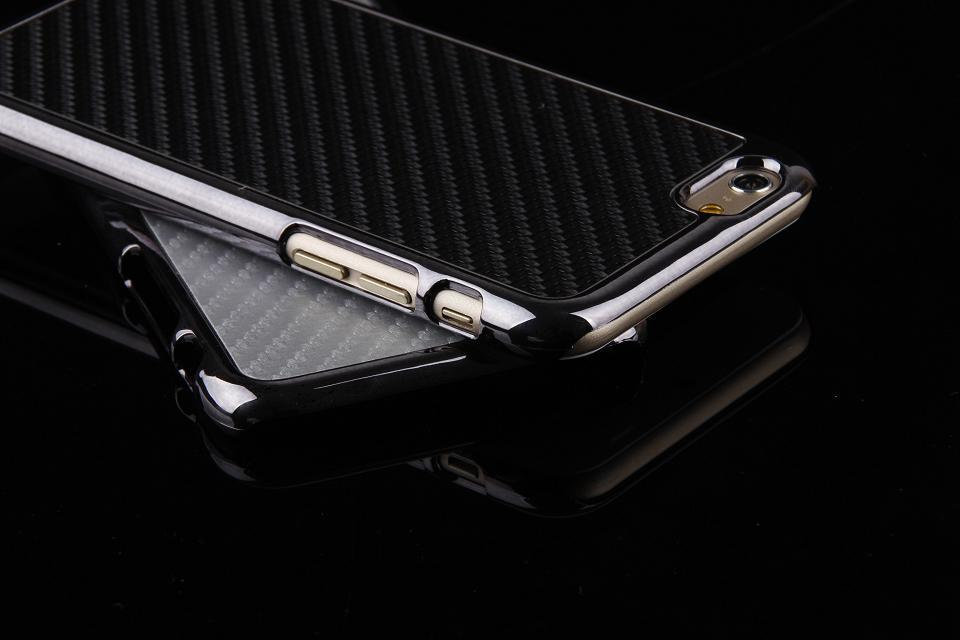 size 40 d40a4 df53f For Iphone 6 Titanium Case Frame With Carbon Fiber Back Cover - Buy For  Iphone 6 Titanium Case,Titanium Case For Iphone 6,For Iphone 6 Titanium  Cover ...