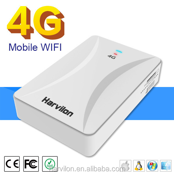 Harvilon MF920 Best 4G sierra wireless aircard 760s 4g router lte 100mbps