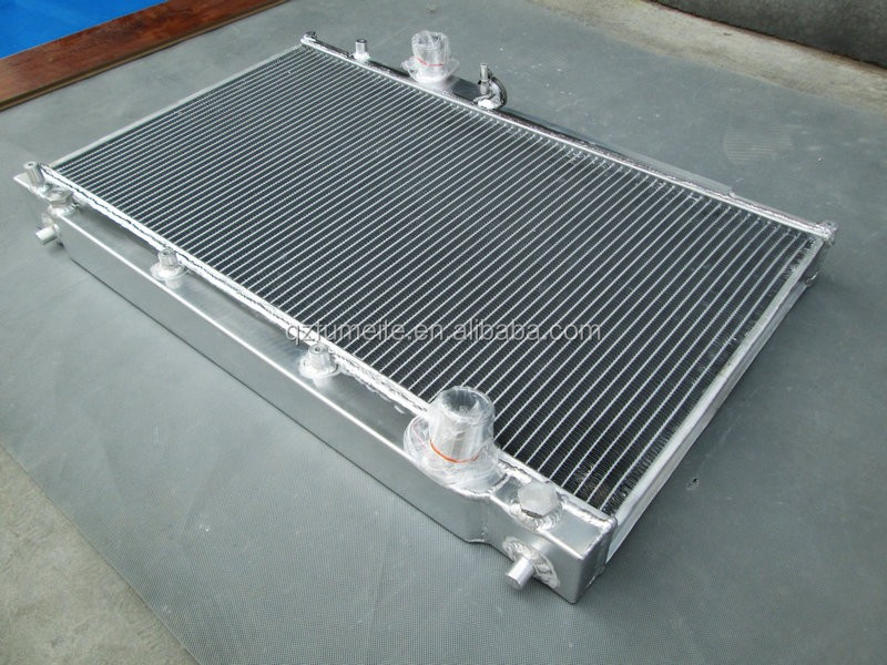 HOT selling High-performance car radiator for Mazda MX-5/Miata NB platform aluminum alloy auto 1998-2005