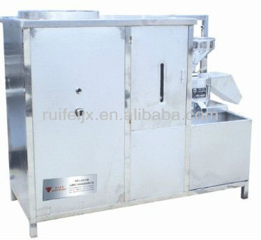 instantaneous food grade soya bean milk bean curd machine